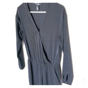 H&M Long Sleeve Jumpsuit